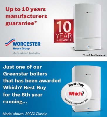 Worcester Boiler Replacement Bexhill-on-Sea